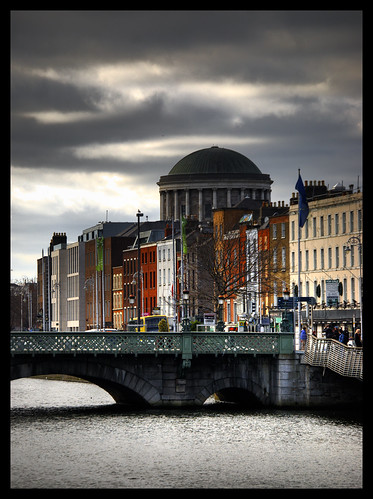 The River Liffey (HDR) | by Lisa Tiffany Photography