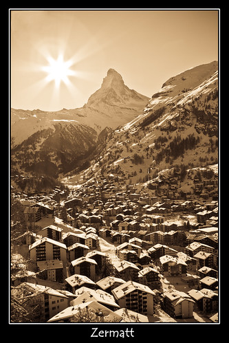 Zermatt | by Frederic Huber | Photography