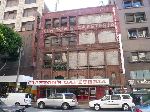 Clifton's Cafeteria | by jericl cat