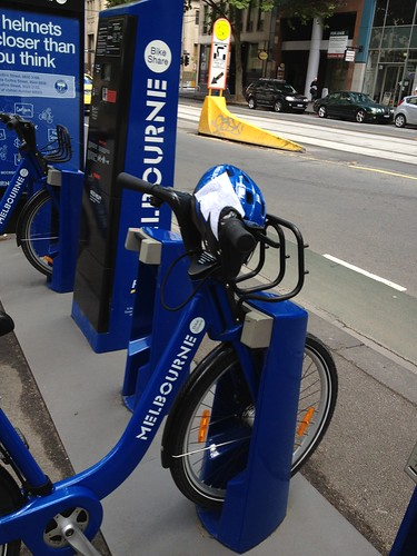 Thanks Bike Share | by sirexkat