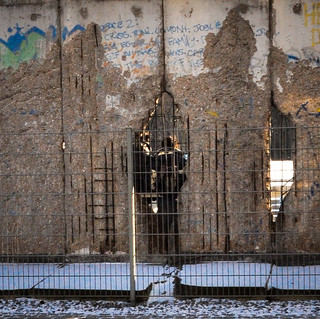 The Berlin Wall | by Ann McLeod Images