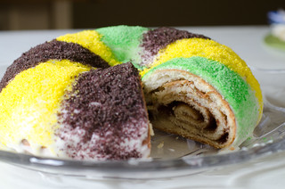 Mardi Gras King Cake 8 | by Seeded at the Table