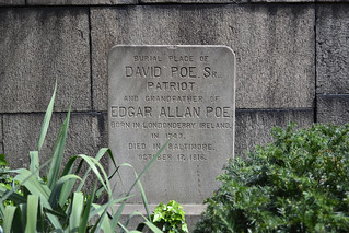 Grave of David Poe, Sr. | by Monument City