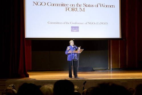 Executive Director of UN Women Welcomes Delegates to NGO CSW Forum Consultation Day | by UN Women Gallery