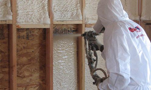 Houston Texas Spray Foam Insulation Dunktanktechnician