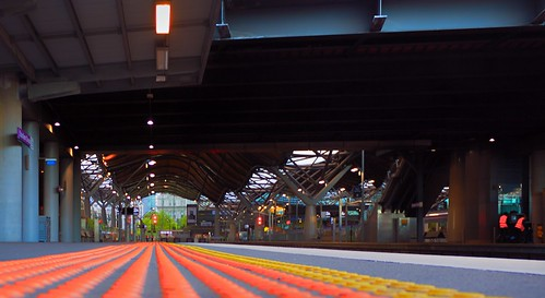 Southern Cross Railway Station, Melbourne, Victoria, Australia. ©2012 | by Tom Crossan Photography