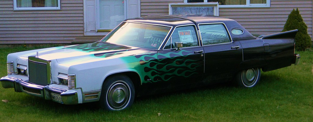 1978 Lincoln Town Car Hot Rod Kevin Flickr