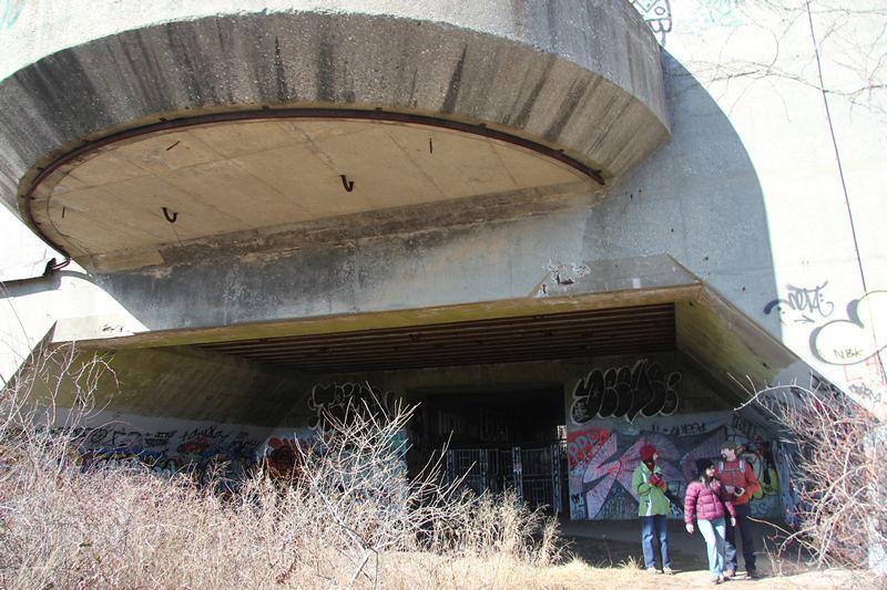 Abandoned Gun Placement, Fort Tilden