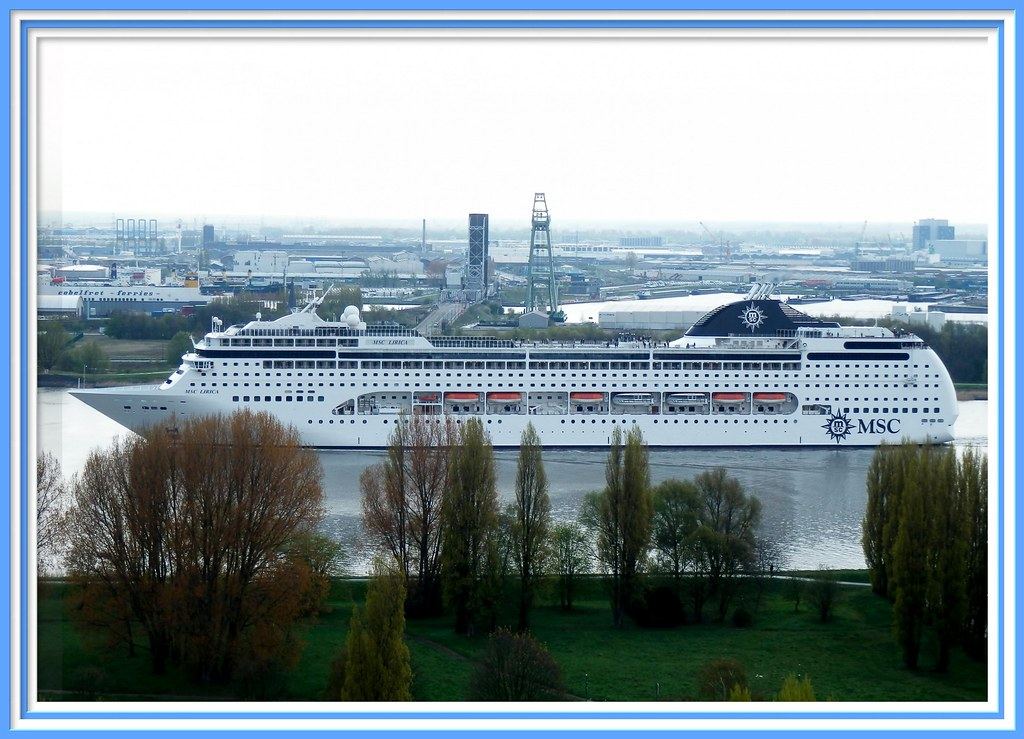 Ocean Cruise Ships  Flickr