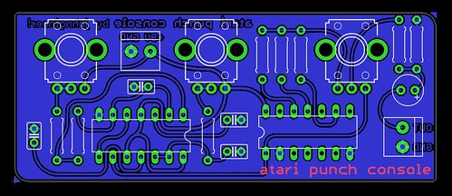 ataripunchconsole_pcb_full | by johngineer