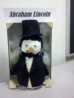 Abe Lincoln | by SyracuseSchools