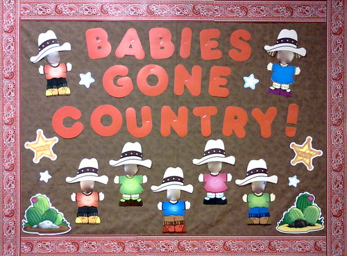 Bulletin Board Ideas Infant Classroom ~ March bulletin board i love my so