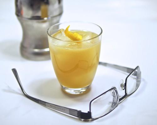 meyer lemon (rye) whiskey sour | 2 parts rye whiskey 1 part ...