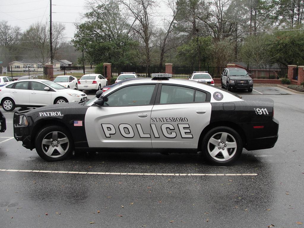 Statesboro PD, GA Dodge Charger | These are Statesboro PD's … | Flickr