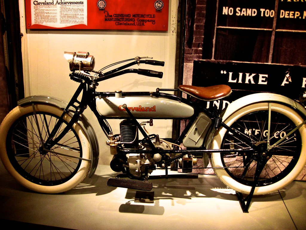 1920 cleveland: model 20 | [From the caption] Cleveland Moto… | Flickr