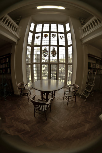 Bristol Central Library chairs and table | by Don Pableras