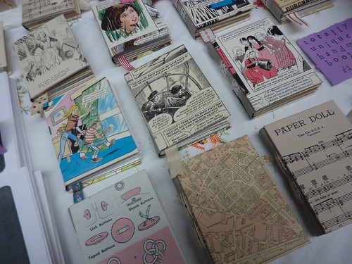 Book making for the South West Jumble | by cathredfern