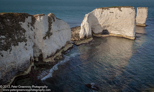 The Jurassic Cost - Old Harry's Rock | by Peter Greenway