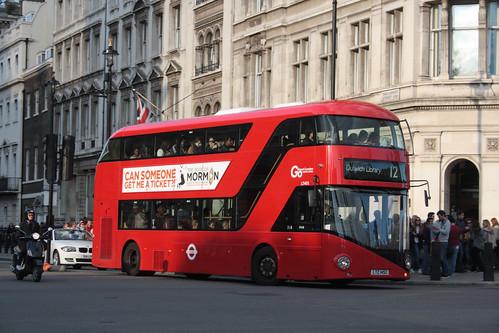 London Central LT452