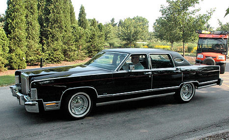 1979 Lincoln Continental Town Car At 2007 Stan Hywet Fathe Flickr