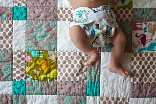 cloth diapers (thanks, Alison!) | by ethan.john