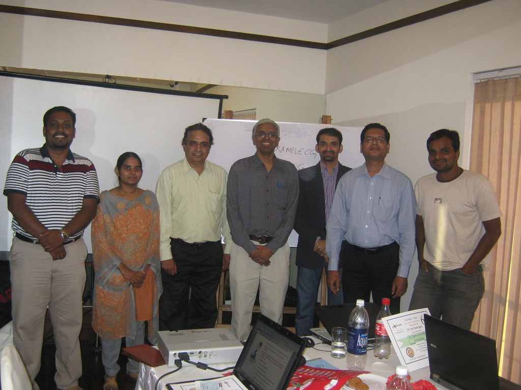 Six Sigma Green Belt Chennai Jan 2012 Example Consulting Group