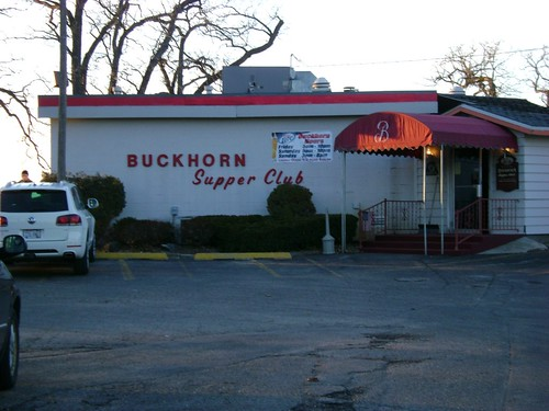 Buckhorn Supper Club | by laurajjacobs