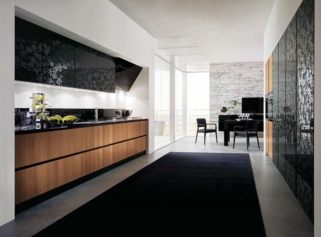 Mobili Cucina moderna in noce   Gicinque Cucine - cucina mod…   Flickr