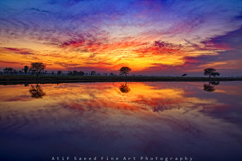 Metallic Sunset.. | by M Atif Saeed