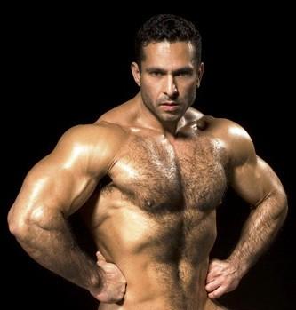 Adam champ muscle