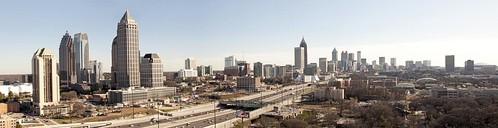 Atlanta, Georgia City View | by Wade Griffith
