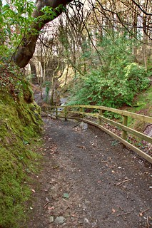 Entering Groudle Glen | by barbara.elaw