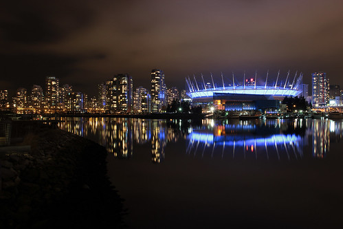 BC Place | by Gladwin Johnson