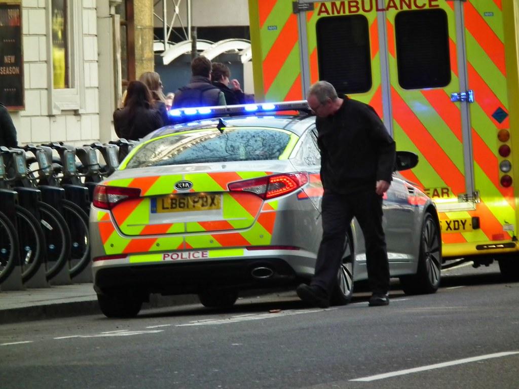 Kia Police Car 2012 Kia Optima 3 Crdi Police Car On The Flickr