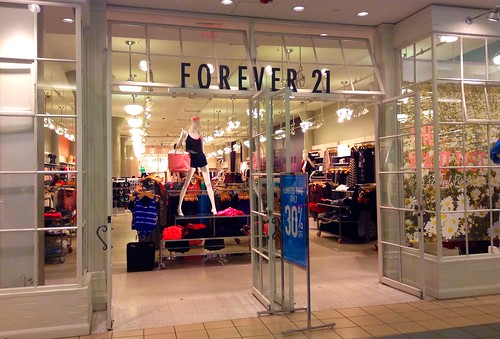 Forever 21 | by JeepersMedia
