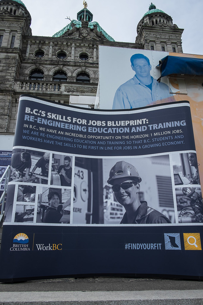 Bc launches skills for jobs blueprint to re engineer edu flickr bc launches skills for jobs blueprint to re engineer education and training by bc malvernweather Gallery