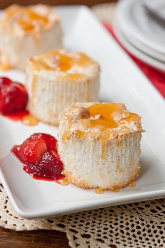 Mini Angel Food Cakes Site Raleys