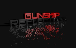Gunship │Reflections Wallpaper | by TheSirensFall