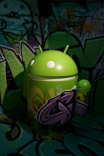 American Android Graffiti | by jfingas