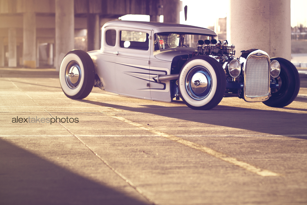 1930 Ford Model A Hotrod | Canon EOS 60D | Canon 50mm f/1.4 … | Flickr