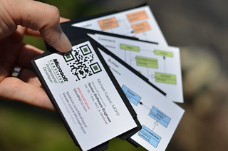 Software Developer Business Cards | by Michael Kappel
