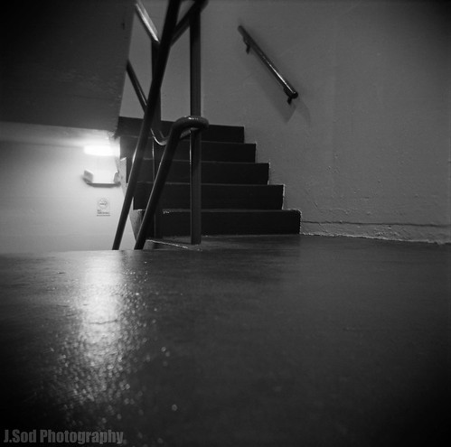 [11-2-2011] - Taking The Stairs | by J.Sod