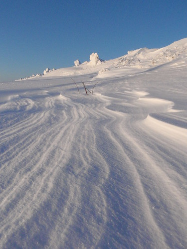 Runway Snow Drifts | by Tideline to Alpine