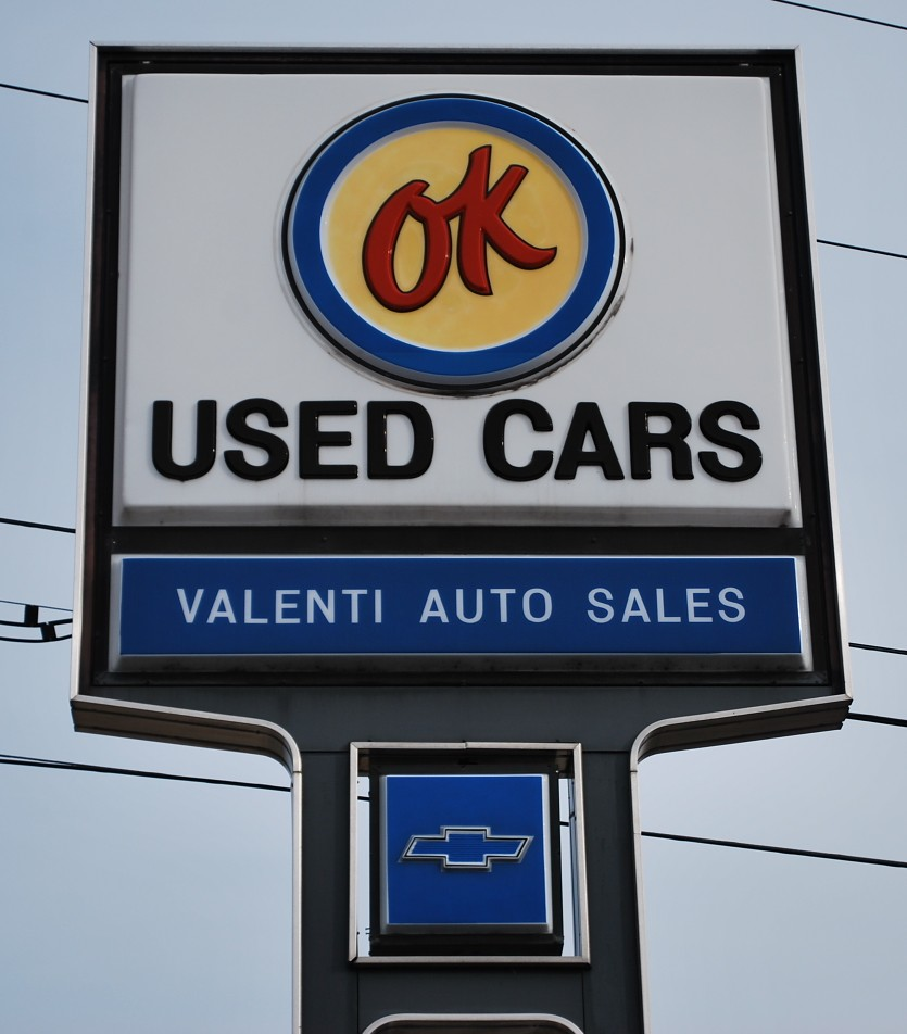 Ok Used Cars >> Ok Used Cars Wallingford Ct Close Up Of The Ok Used Cars Flickr