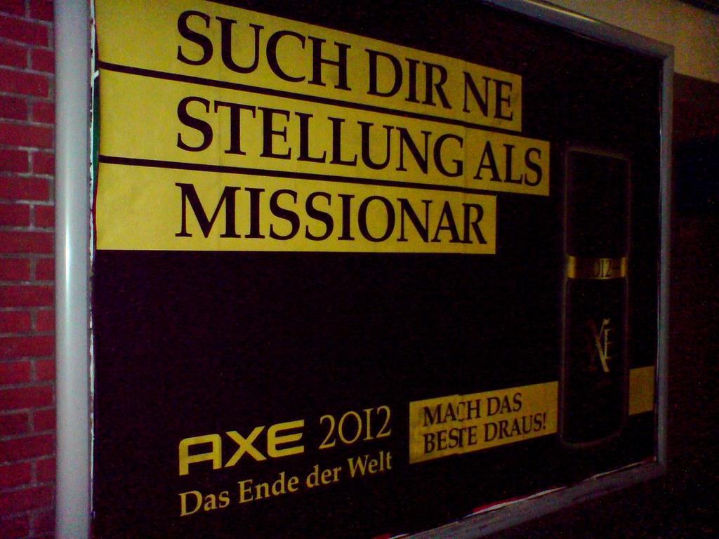 Stellung missionar
