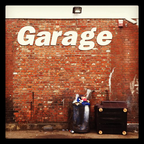 Garage - Kerning Hell | by unresttwothree