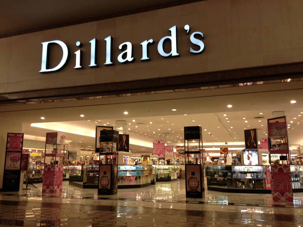 Dillards Carolina Place Mall Pineville Nc Mike Kalasnik Flickr