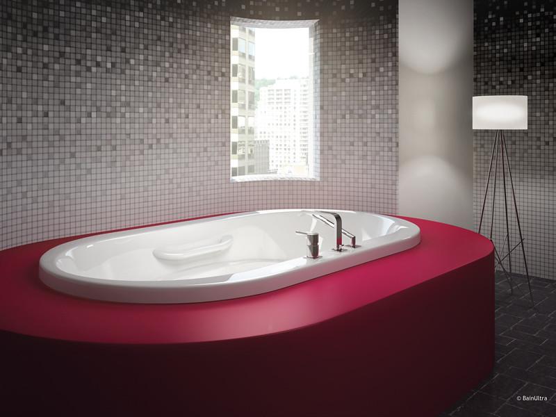 BainUltra air jet bath - Amma Oval | With Amma product, we h… | Flickr