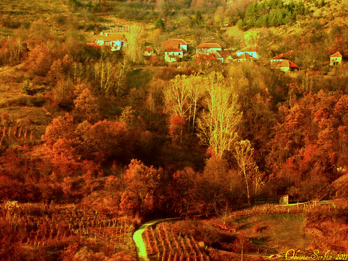 Mountain village in Serbia | by Olivye Serbia Photography
