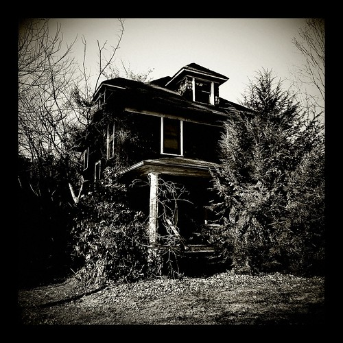 The Shunned House | by Creepella Gruesome